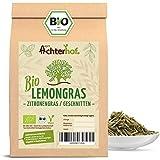 Zitronengras Tee BIO | 100g | 100% Bio Lemongras getrocknet geschnitten ohne Zusätze | vom Achterhof