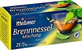 Meßmer BrennnesselMischung 25 Teebeutel Vegan Glutenfrei Laktosefrei, 50 gramm