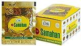 Samahan Ayurveda herbal natürlicher Tee, gute und effektive Vorbeugung und Linderung von Erkältungen und erkältungsbedingten Symptomen, 100 Päckchen je 4g