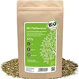 amapodo - Pfefferminztee Bio 100g - Peppermint Tea - Minze getrocknet - Pfefferminz - Spearmint Tee - Pfefferminze - Mentha piperita - kleine Geschenke für Frauen & Männer