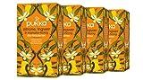 Pukka Bio-Tee Zitrone, Ingwer & Manuka-Honig 80 Teebeutel, 4er Pack (4 x 20 beutel)